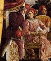 Andrea Mantegna - The Court of Gonzaga (detail) - WGA14003.jpg