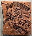 Andrea del verrocchio, due angeli in volo, terracotta, modelli per il monum. del cardinale forteguerri, 03.JPG