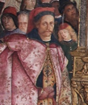 Probable portrait of Andreas Palaiologos