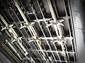 Andrew Mynarski Memorial Lancaster bomb bay Flickr 4839555945.jpg