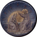 Angelico, tondo con incoronazione della vergine.jpg