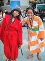 Anime Expo 2011 - Inyasha and Rin (5892750739).jpg