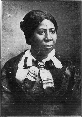 English: Photograph of Anna Murray Douglass (1813–1882), the first wife of Frederick Douglass