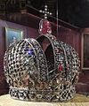 Anna of Russia's crown (1730, Kremlin museum) by shakko 04.jpg