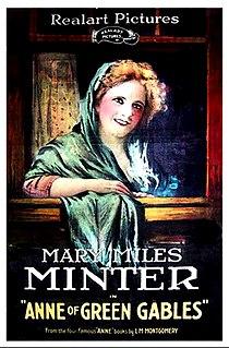 <i>Anne of Green Gables</i> (1919 film) 1919 film by William Desmond Taylor