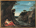 Annibale Carracci's School - Landscape with the penitent Magdalene - Google Art Project.jpg