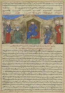 Toghrul III Sultan of the Seljuk Empire