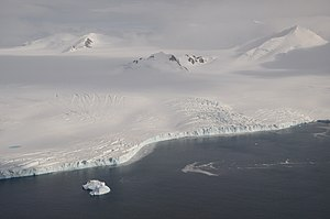 Ice piedmont - Image: Antarctica (3), Adelaide Island, Wormald Ice Piedmont