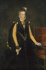 Anna von Österreich, Königin von Spanien