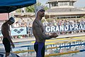 Anthony Ervin before 50m freestyle-2 (18791162420).jpg