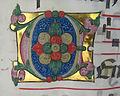 Antifonario da natale all'ottava dell'epifania, cod. bessarione 7, 1450s 02.JPG