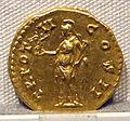 Antonino pio, aureo per marco aurelio cesare, 140-161 ca., 05.JPG