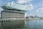 Antwerpen-haven, het gebouw the Port of Antwerp IMG 0263 2019-06-24 15.33.jpg