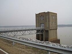 Arkabutla Lake and Dam DeSoto and Tate Counties MS 08.jpg