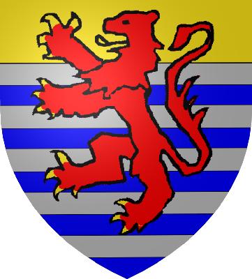 Armoiries Luxembourg-Ligny