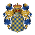 Arms of Warrenne, Earls of Surrey.png