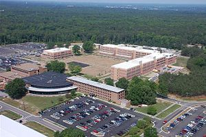 Army Logistics University - Army Logistics University campus