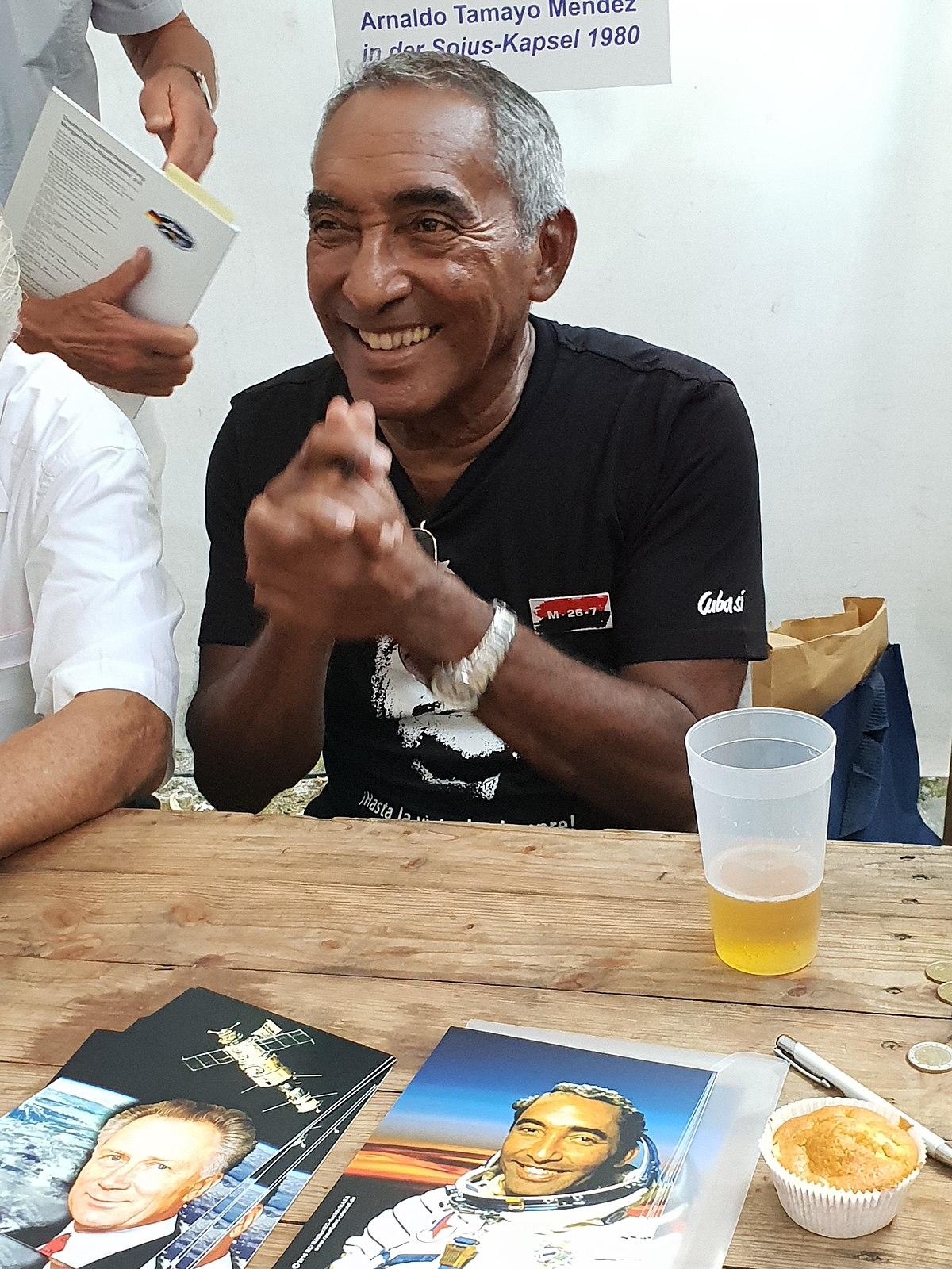 Arnaldo Tamayo M 233 Ndez Wikipedia