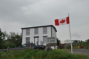 Arnold's Cove - Drake House