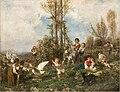 Artgate Fondazione Cariplo - Palizzi Filippo, La primavera.jpg