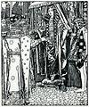 Arthur-Pyle King Arthur meets Lady Guinevere.JPG