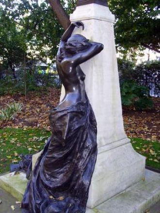 Goscombe John - Sullivan Memorial