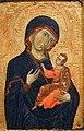 Artista umbro, madonna col bambino e uomo dei dolori, 1260 ca. 02.jpg