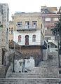 As Salt Old town stairs.JPG