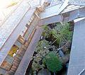 Asakura Museum of Sculpture - Japanese garden from above - Nov 3 2015.jpg