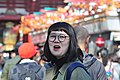 Asakusa - people leaving Senso-ji 07 (15576036318).jpg