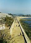 Ashiya-machi, Onga-gun, Fukuoka Prefecture - Seawall.jpg