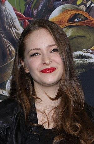 Ashleigh Cummings - Cummings in 2014
