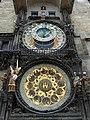 Astronomical clock. Prague. Czech Republic. Астрономические часы. Прага. Чехия - panoramio (1).jpg