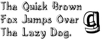 Astur (typeface) - Astur sample text
