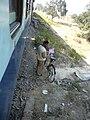 At Bhadaiyan he came with a cycle to get the LP's autograph ,-) - Flickr - Dr. Santulan Mahanta.jpg