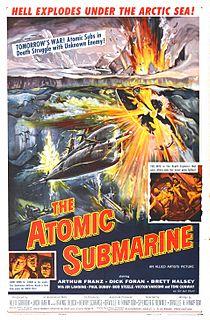 <i>The Atomic Submarine</i> 1959 film