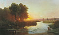 Atryganev NA Oster river in Mogilev.jpg
