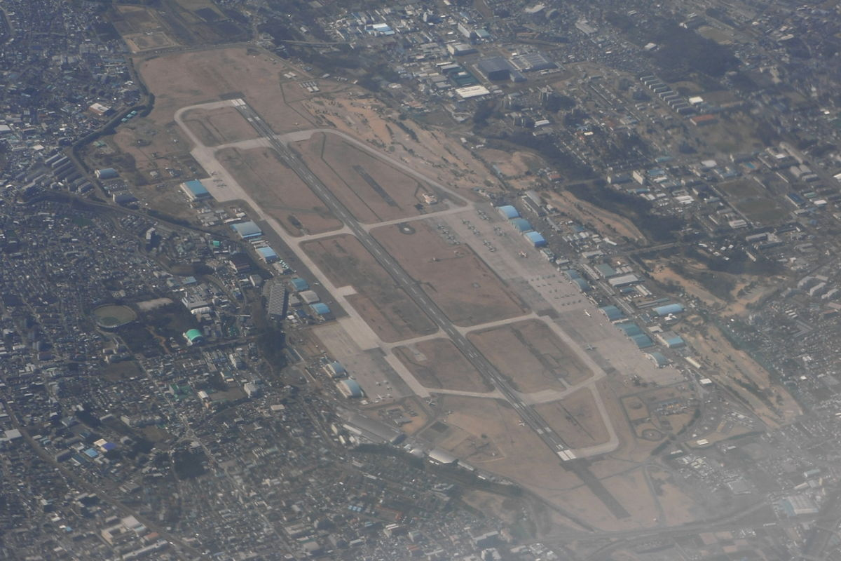 Naval Air Facility Atsugi Wikipedia - Us naval bases in japan map wiki