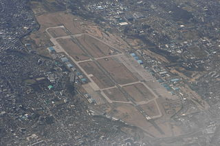 Naval Air Facility Atsugi joint Japan Maritime Self-Defense Force and United States Navy air base in Greater Tokyo, Japan