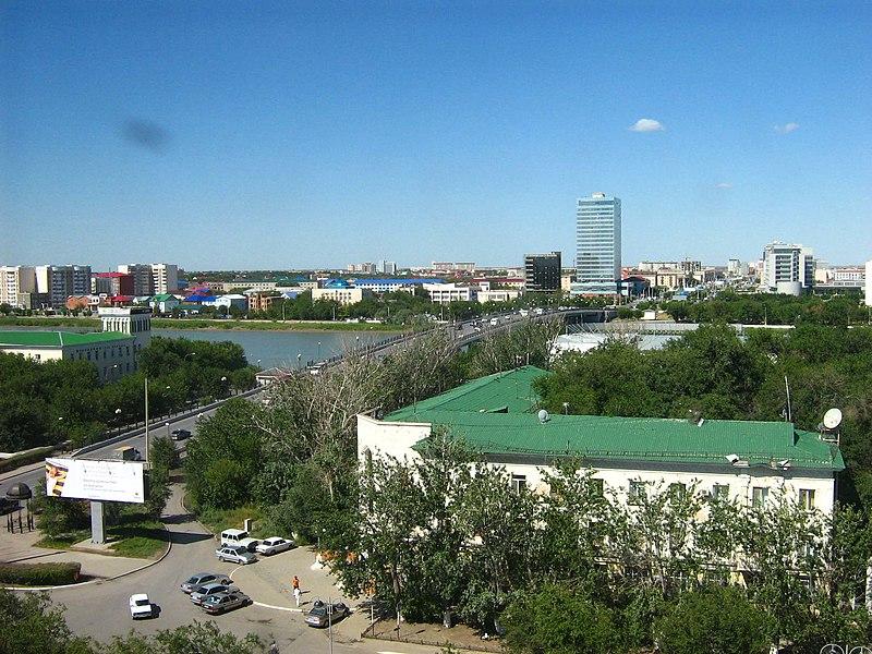 Vé máy bay giá rẻ đi Guryev Kazakhstan