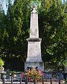Aubigny-les-Sombernon War Memorial.JPG