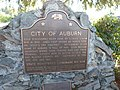 Auburn - California October 2013 - City Of Auburn.JPG