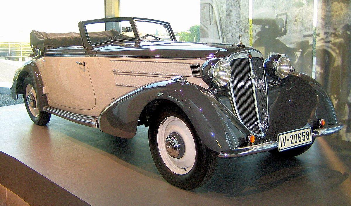 Classic Cars Audi