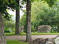 Aula du château de Domfront (France) - 2.JPG