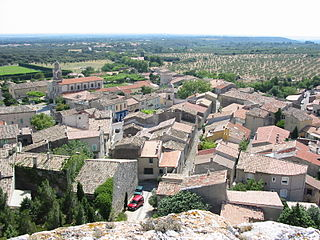 Aureille Commune in Provence-Alpes-Côte dAzur, France
