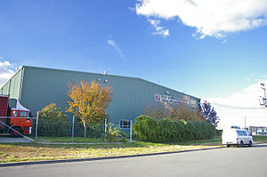 Australia Post - Riverina Mail sorting centre in Wagga Wagga, New South Wales