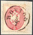 Austria Lombardy-Venetia 1863 ROVIGO.jpg