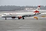 Austrian Airlines, OE-LWG, Embraer ERJ-195LR (26769467098).jpg