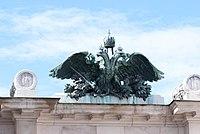 Austrian double eagle (12816337843).jpg