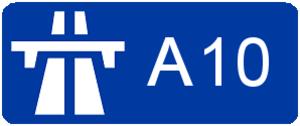 A10 autoroute - Image: Autoroute A10